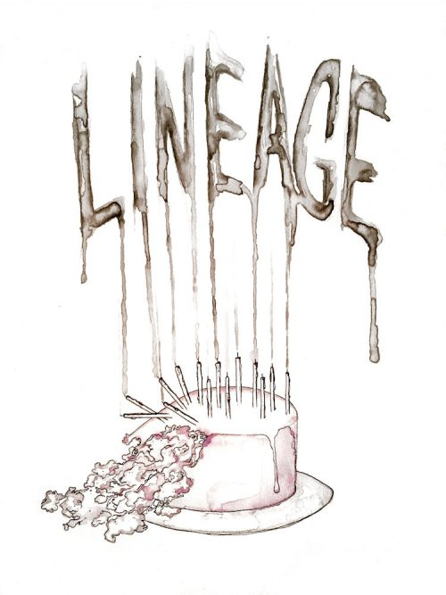 Lineage by Emily Shackelford