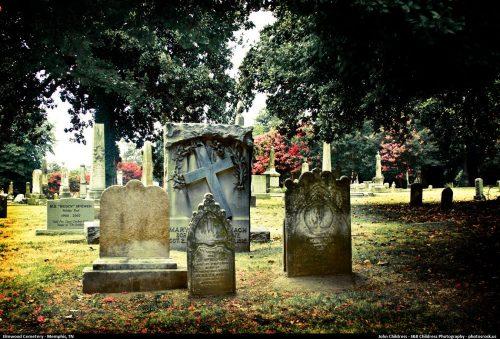 John Childress – Elmwood Cemetery, Memphis, TN